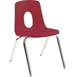 Poly Shell Stackable Classroom Chair