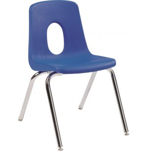Acad Poly Shell Classroom Chair