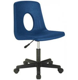 Poly Teacher Chair