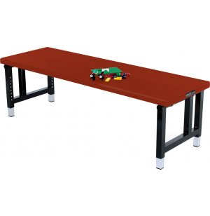 Adjustable Colored Aluminum Folding Table