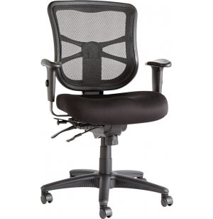 Elusion Multifunction Mid-Back Mesh Chair