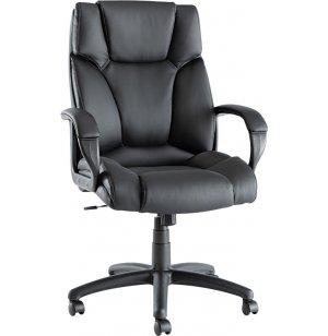 Fraze Cushion Leather Chair