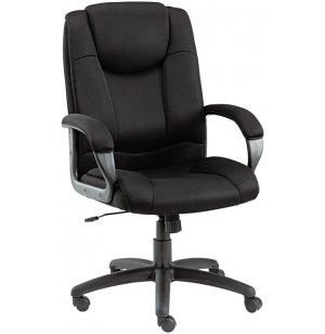 Logan Cushioned Mesh Chair