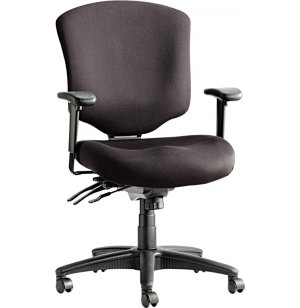 Wrigley Pro Mid Back Multifunction Office Chair