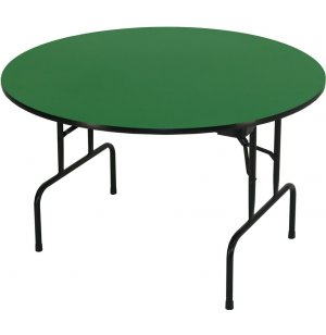 Colored Round School Folding Table