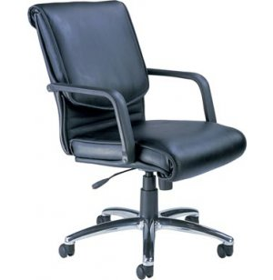Alliance Leather Office Chair