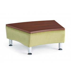 Accompany Wedge Occasional Table - Grade 1