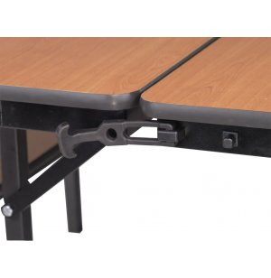 Coupling for Deluxe Convertible Bench Cafeteria Tables