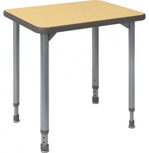 A & D Adjustable Height Student Desk