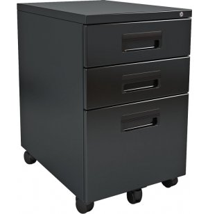 A & D File It Mobile Desk Pedestal