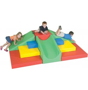 Climb and Slide Indoor Soft Play Center