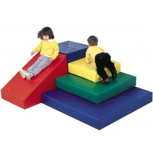 Toddler Pyramid Play Center in Standard Vinyl
