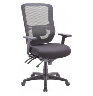Apollo II Multi-Function Hi-Back Chair Fabrix Gr 1