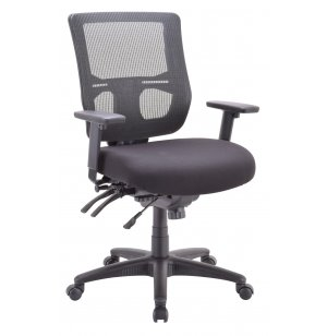 Apollo II Multi-Function MidBack Chair Fabrix Gr 1