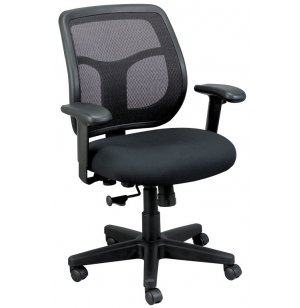 Apollo Mid-Back Mesh Office Chair