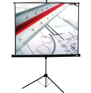 Portable Tripod Projector Screen