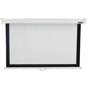 Deluxe Pull Down Projector Screen