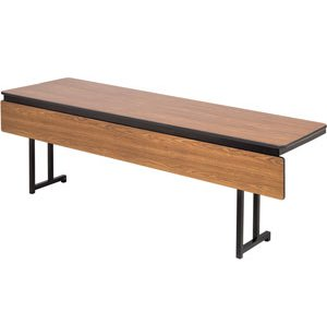 Folding Training Table with Modesty Panel