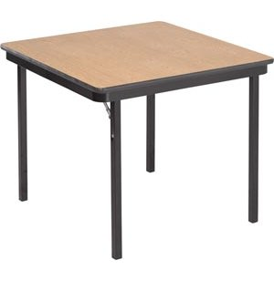 Square Folding Table -  Plywood Core