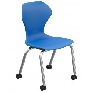 Apex School Chair with Casters