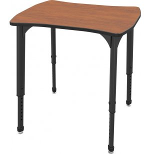 Apex Adjustable Collaborative School Desk