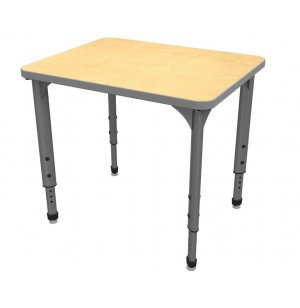 Apex Adjustable School Desk