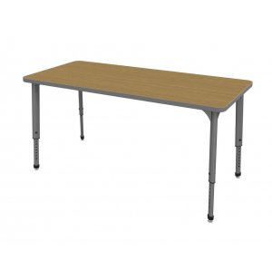 Marco Group Apex Adjustable Rectangle Activity Table