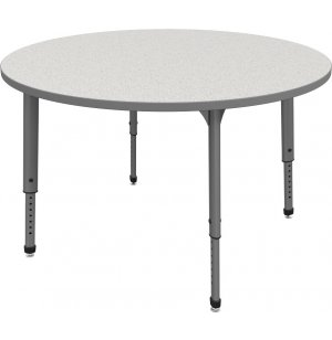 Marco Group Apex Adjustable Round Activity Table