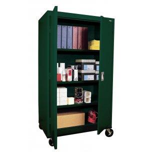 Mobile Steel Storage Cabinet