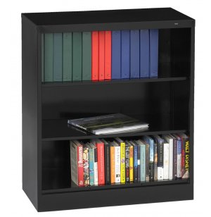 Extra-Wide Steel Bookcase
