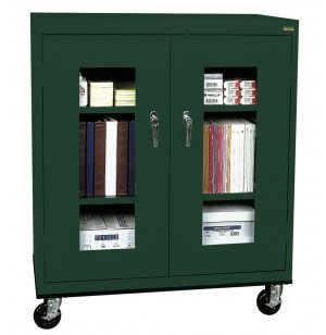 Mobile Cabinet Counter Height