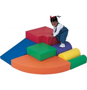 Hannah's Hideaway Indoor Soft Play Climber