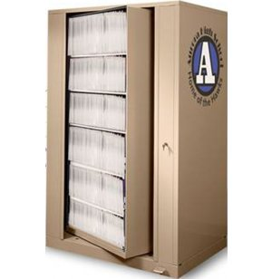 Times-2 Sheet Music Rotary Storage - 6-Tier Adder