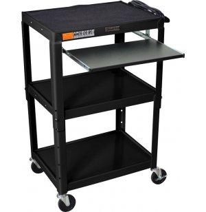 AV Computer Cart