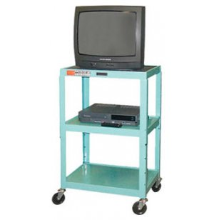 Colored AV Utility Cart