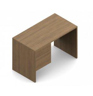 Genoa Left Pedestal Office Desk