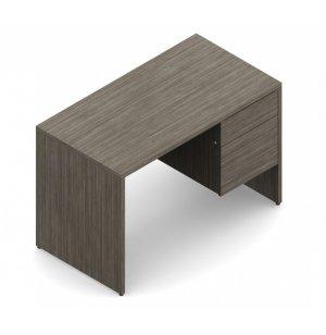 Genoa Right Pedestal Office Desk