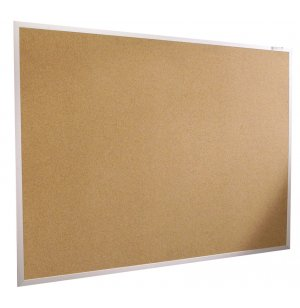 Alum. Frame Cork Board