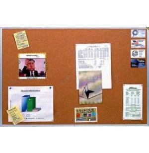 Premium Alum. Frame Cork Board