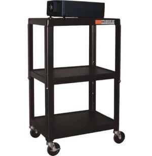 Compact Open AV Cart
