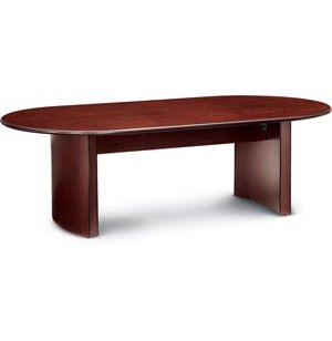 Curved Conference Table -flush