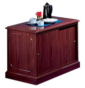 Bedford Storage Credenza with Sliding Doors