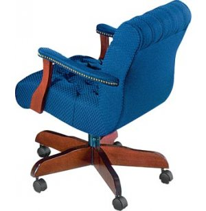 Bedford Scoop Low Back Swivel Office Chair