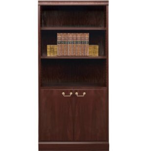 Bedford Bookcase with Doors