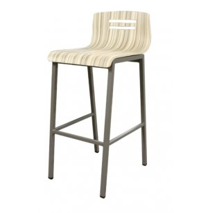 Bella Bar Stool - Laminate Finish