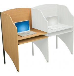 Add-a-Carrel, Teak