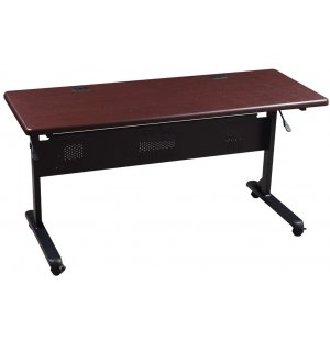 Flipper Table Rectangular - Mahogany