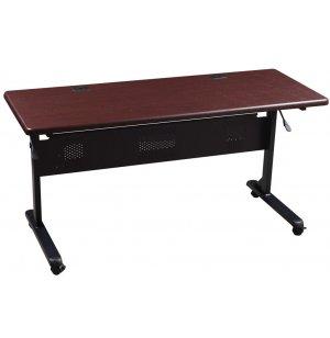 Flipper Table Rectangular - Mahogany