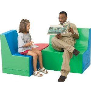 3 Piece Upholstered Childrens Furniture