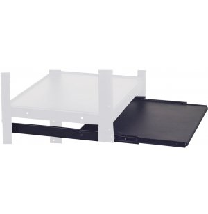 Additional Pull-Out Shelf for Laptop Cart